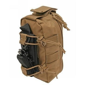 alt - Coyote; Grey Ghost Gear Slim Medic Pouch - HCC Tactical