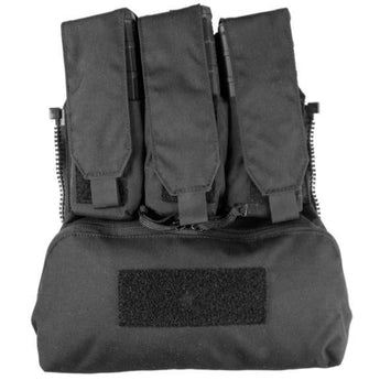 Black; Grey Ghost Gear SMC Assaulter Panel - HCC Tactical