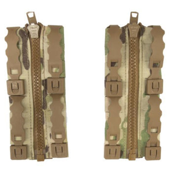 alt - MultiCam; Grey Ghost Gear SMC Tall Zipper Adapter - HCC Tactical