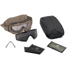 Tan; Revision Snowhawk Goggle System APEL U.S. Military Kit - HCC Tactical