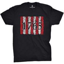 Black; Pipe Hitters Union Sons of Liberty - 1765 Tee - HCC Tactical