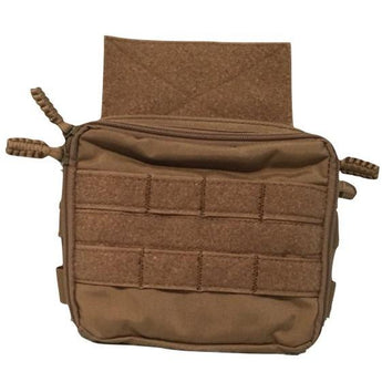Coyote Brown; HRT Tactical - Sporran Hanger Pouch - HCC Tactical