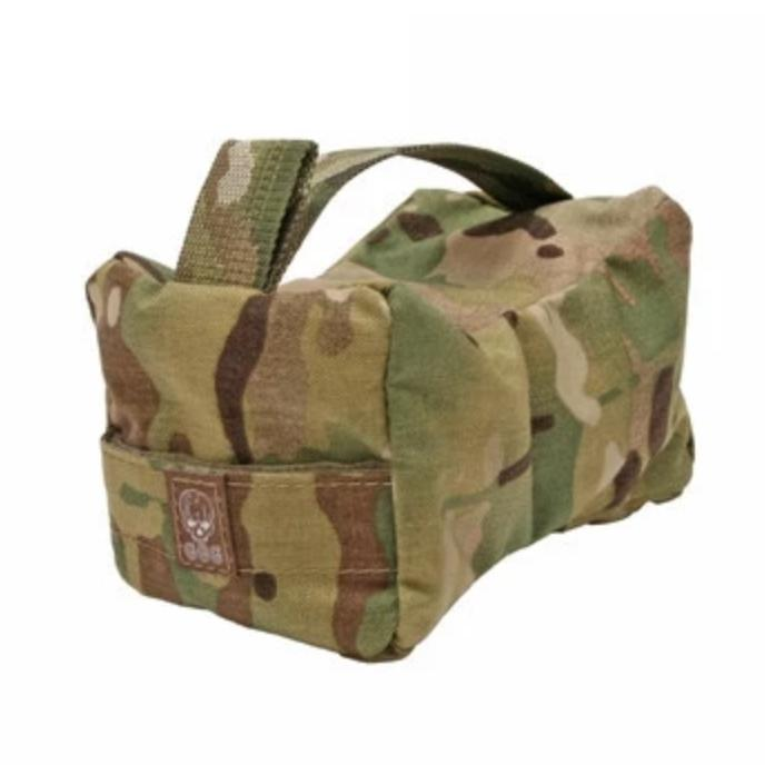 MultiCam; Grey Ghost Gear Squeeze Bag - Stabilizing Rest - HCC Tactical