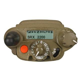 SRX 2200 Enhanced Combat Radio Top - HCC Tactical
