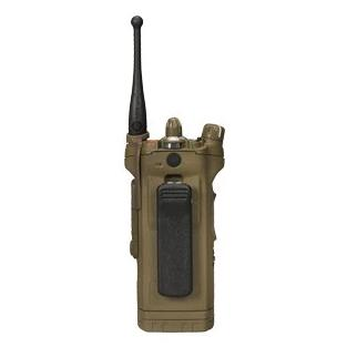 SRX 2200 Enhanced Combat Radio Back - HCC Tactical