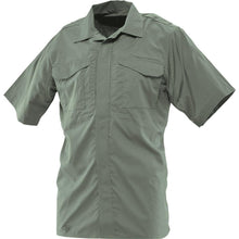 OD Green; Tru-Spec SS Ultralight Uniform Shirt - HCC Tactical