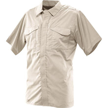 Khaki; Tru-Spec SS Ultralight Uniform Shirt - HCC Tactical