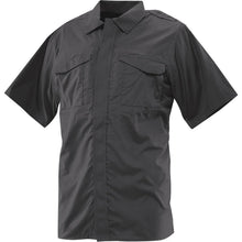Black; Tru-Spec SS Ultralight Uniform Shirt - HCC Tactical