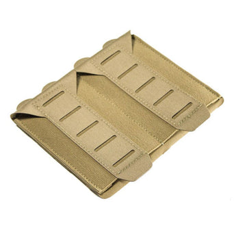 Coyote; Blue Force Gear - Stackable Ten-Speed M4 Mag Pouch - 2 Mags
