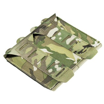 alt - MultiCam; Blue Force Gear - Stackable Ten-Speed M4 Mag Pouch - 2 Mags
