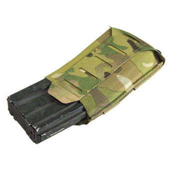 MultiCam; Blue Force Gear - Stackable Ten-Speed M4 Mag Pouch - 1 Mag