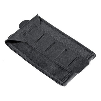 Black; Blue Force Gear - Stackable Ten-Speed M4 Mag Pouch - 1 Mag