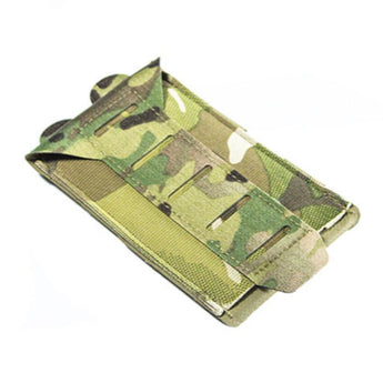 alt - MultiCam; Blue Force Gear - Stackable Ten-Speed M4 Mag Pouch - 1 Mag