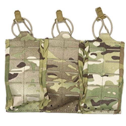 MultiCam; S&S Precision Stackable Triple Panel Mag - HCC Tactical