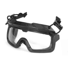 alt - Clear; Ops-Core Step-in Visor Replacement Lens - HCC Tactical