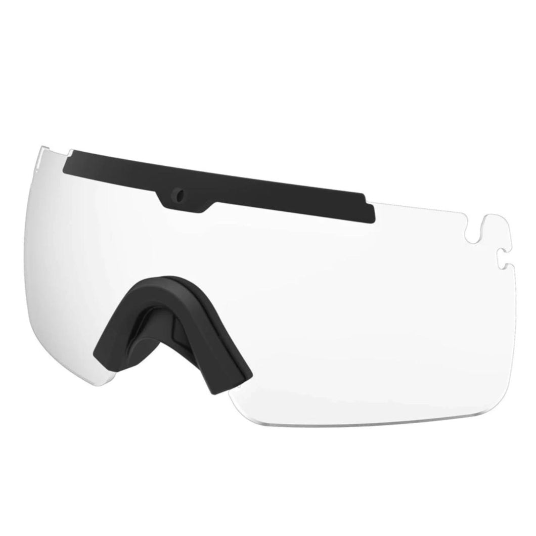 Clear; Ops-Core Step-in Visor Replacement Lens - HCC Tactical