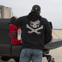 Pipe Hitters Union Sugar Skull Hoodie Lifestyle 2 - HCC Tactical