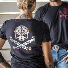 Pipe Hitters Union Sugar Skull V-Neck - HCC Tactical