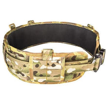 alt - MultiCam; High Speed Gear Sure-Grip Padded Belt® - Slotted - HCC Tactical
