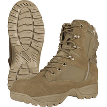 "alt - Coyote; Tru-Spec Tac Assault 9"" Side Zip Boots - HCC Tactical"