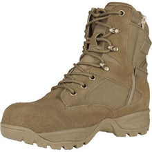 "Coyote; Tru-Spec Tac Assault 9"" Side Zip Boots - HCC Tactical"