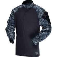 Midnight Digital; Tru-Spec Tactical Response 1/4 Zip Combat Shirt - HCC Tactical