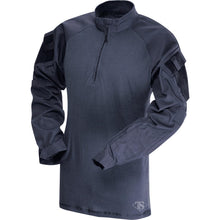 Navy; Tru-Spec Tactical Response 1/4 Zip Combat Shirt - HCC Tactical