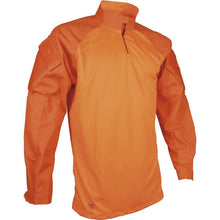 Orange; Tru-Spec Tactical Response 1/4 Zip Combat Shirt - HCC Tactical