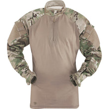 MultiCam; Tru-Spec Tactical Response 1/4 Zip Combat Shirt - HCC Tactical