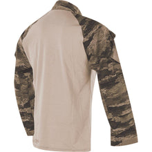 alt - A-TACS iX; Tru-Spec Tactical Response 1/4 Zip Combat Shirt - HCC Tactical