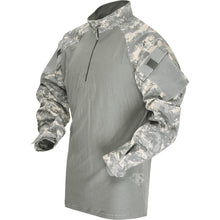 Army Digital; Tru-Spec Tactical Response 1/4 Zip Combat Shirt - HCC Tactical