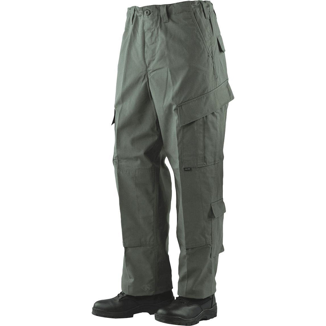OD Green; Tru-Spec Tactical Response Uniform Pants - HCC Tactical