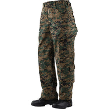 Woodland Digital; Tru-Spec Tactical Response Uniform Pants - HCC Tactical