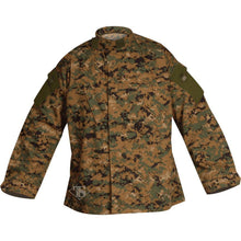 Woodland; Tru-Spec Tactical Response Uniform Shirt - HCC Tactical