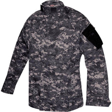 Woodland Digital; Tru-Spec Tactical Response Uniform Shirt - HCC Tactical