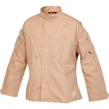 OD Green; Tru-Spec Tactical Response Uniform Shirt - HCC Tactical