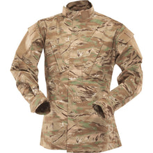 A-TACS iX; Tru-Spec Tactical Response Uniform Shirt - HCC Tactical