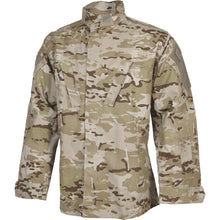 MultiCam Arid; Tru-Spec Tactical Response Uniform Shirt - HCC Tactical