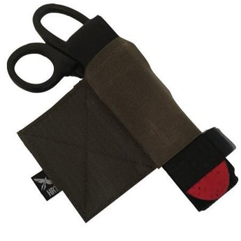 Ranger Green; HRT Tactical - Tourniquet Pouch V2 - HCC Tactical