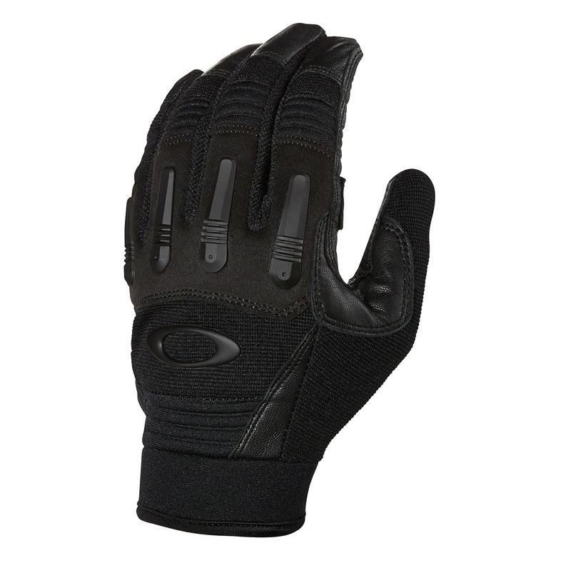 Black; Oakley Transition Tactical Glove - HCC Tactical