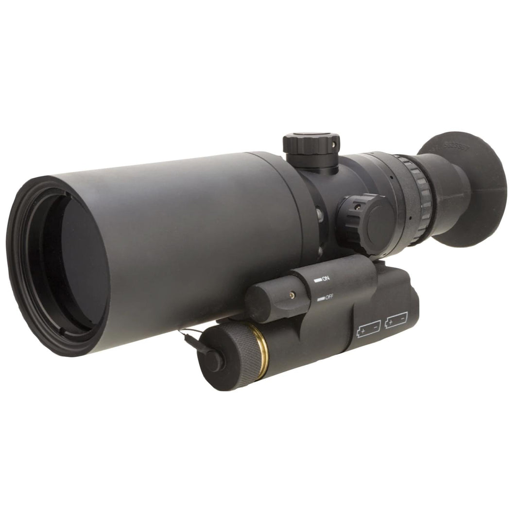 Black; Trijicon IR-HUNTER® MK2 20mm Thermal Riflescope - HCC Tactical