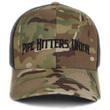 alt - MultiCam; Pipe Hitters Union Trucker Hat - HCC Tactical