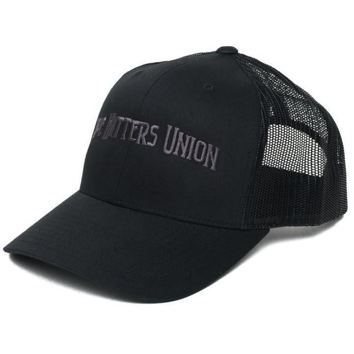 Black / Gray; Pipe Hitters Union Trucker Hat - HCC Tactical