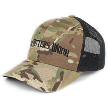 MultiCam; Pipe Hitters Union Trucker Hat - HCC Tactical
