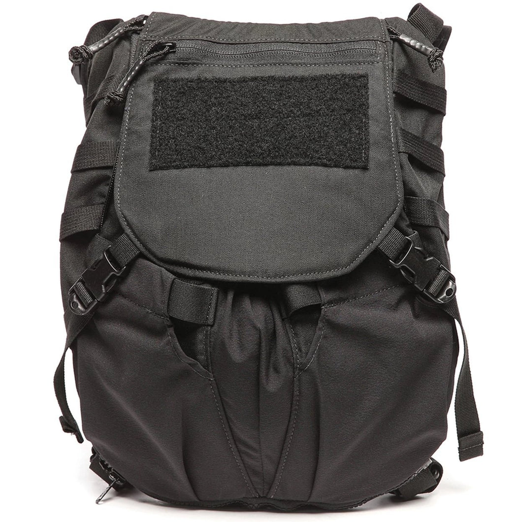 Black; Eagle Industries Turtle Assault Pack - HCC Tactical