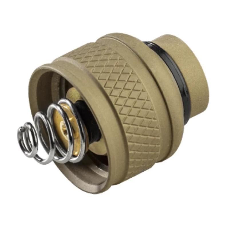 Desert Tan; Scout Light® Rear Cap - HCC Tactical