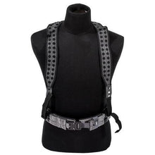 Black; Grey Ghost Gear UGF 3-Point Suspenders - HCC Tactical