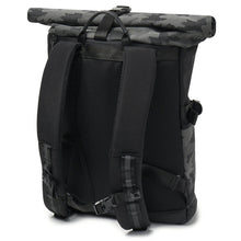 alt - Blackout Reflective; Oakley Utility Rolled Up Backpack - HCC Tactical
