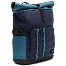 Oakley Utility Rolled Up Backpack Foggy Blue Front - HCC Tactical