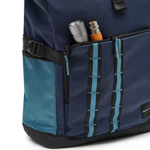 Oakley Utility Rolled Up Backpack Foggy Blue Close - HCC Tactical